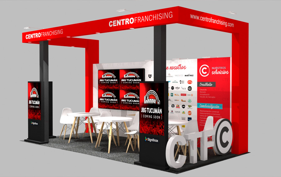 Stand-centro-fanchising